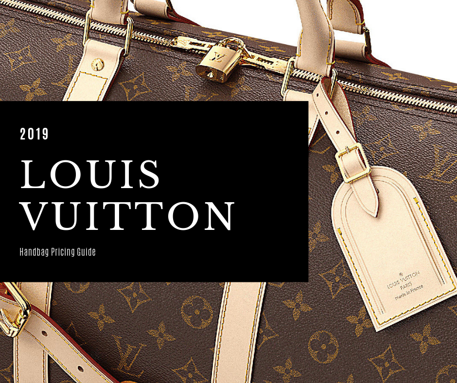 efd5c668e6a Nailing them down is nearly impossible. This is why we have put together  all you will every need for your next Louis Vuitton handbag.