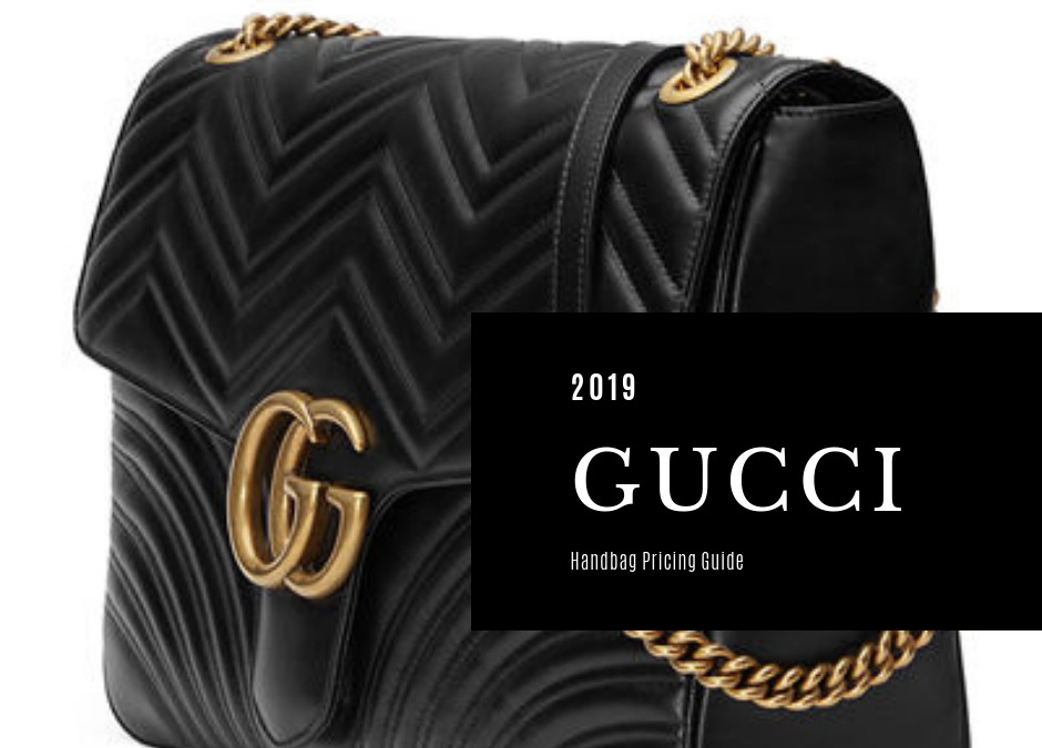 Gucci Bag Price List Guide