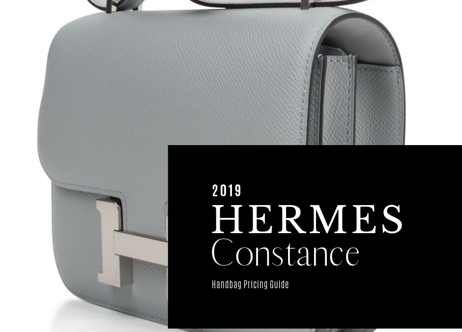 Hermes Constance Bag Price List Guide