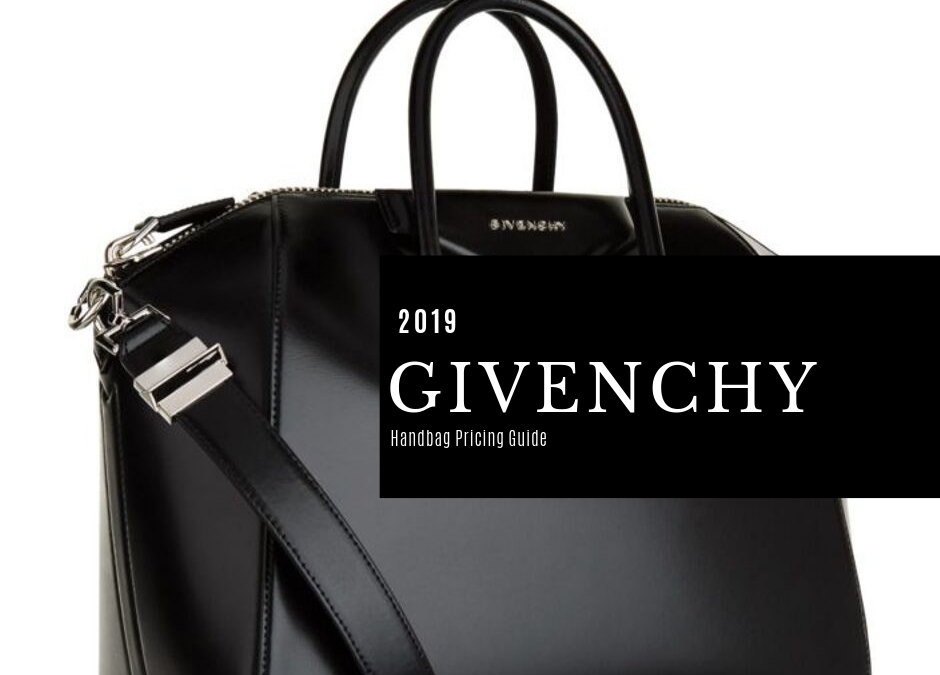 Givenchy Bag Pricing Guide