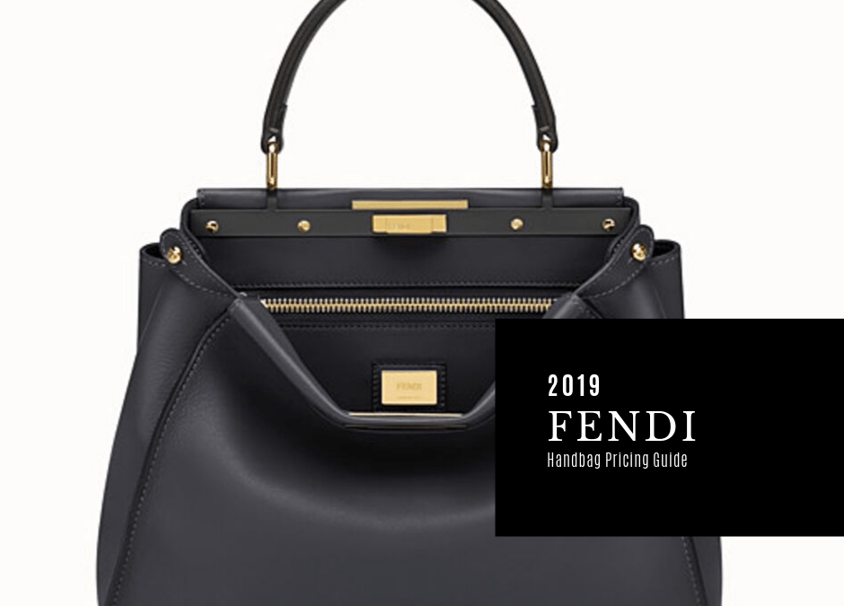 Fendi Bag Price List Guide 2020 Foxytotes