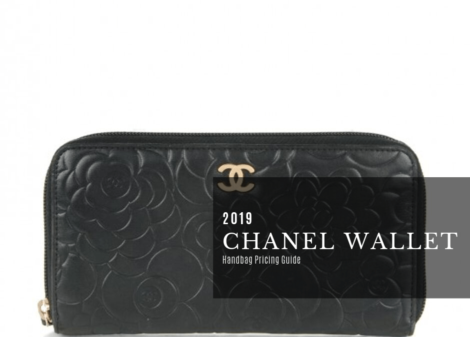 Chanel Wallet Pricing Guide