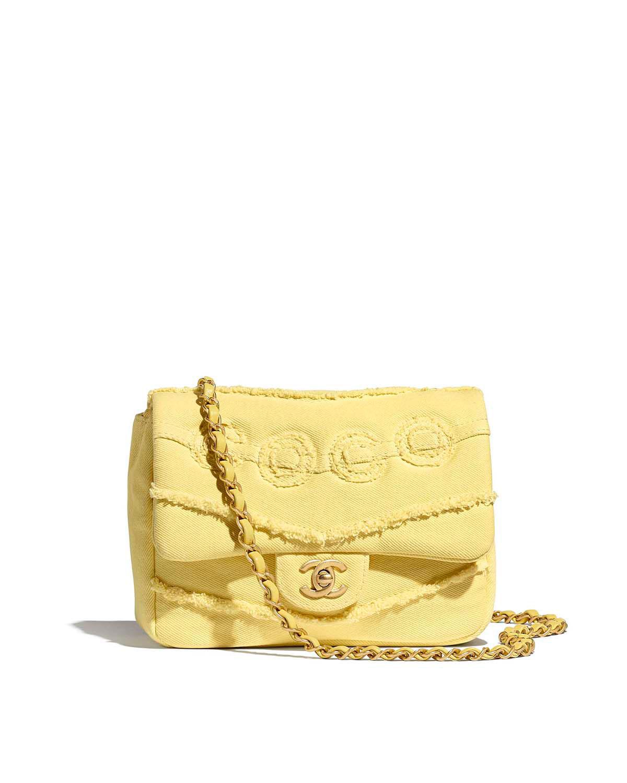 Small Flap Bag - $3,000
