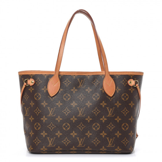Discontinued LOUIS VUITTON Monogram Neo Neverfull PM